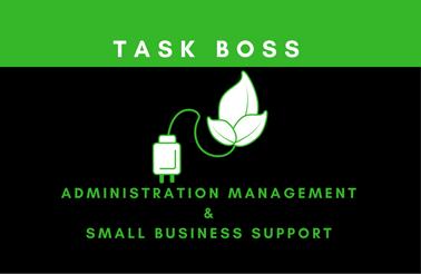 Contact TASK BOSS