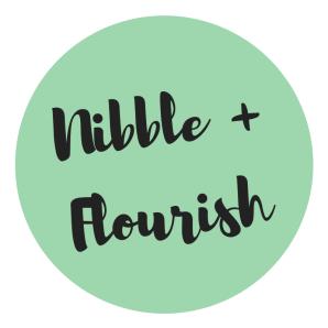 Logo Nibble & Flourish