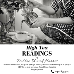 High Tea Readings with Debbie Ward Harris