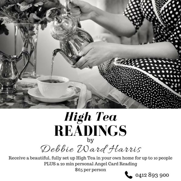 High Tea Readings with Debbie Ward Harris